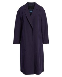 Double face wrap maxi jacket medium 8652583