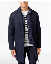 Tommy Hilfiger Ladd Quilted Bib Raincoat