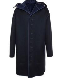 Lanvin Utilitarian Overcoat