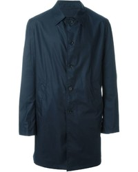 Lardini Rvr Reversible Midi Raincoat