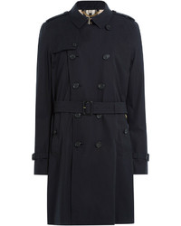 Burberry London Cotton Trench Coat