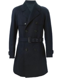 Neil Barrett Belted Trench Coat