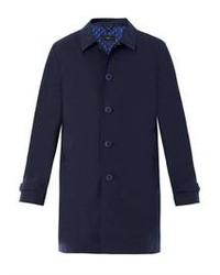 PAUL SMITH LONDON Cotton Trench Coat