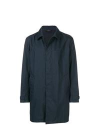 Z Zegna Plain Trench Coat
