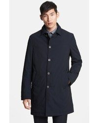 Salvatore Ferragamo Reversible Rain Jacket