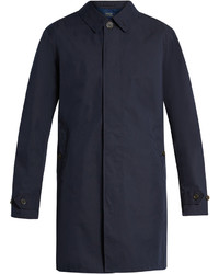 Polo Ralph Lauren Single Breasted Cotton Blend Trench Coat