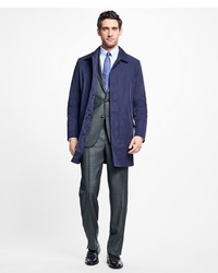 Brooks Brothers Single Breasted Trench Coat