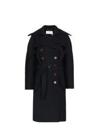 Chloé Wool Trench Coat