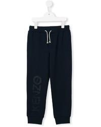 Kenzo Kids Drawstring Track Pants