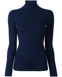 Navy turtleneck original 2560857