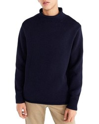 J.Crew 1988 Rollneck Cotton Sweater