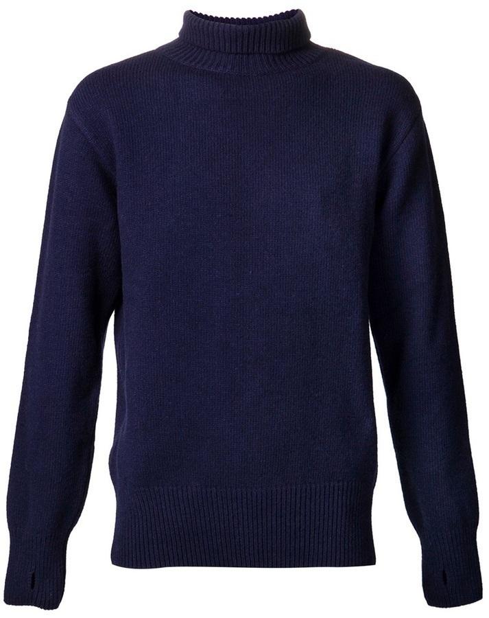 Oliver Spencer Turtle Neck Sweater