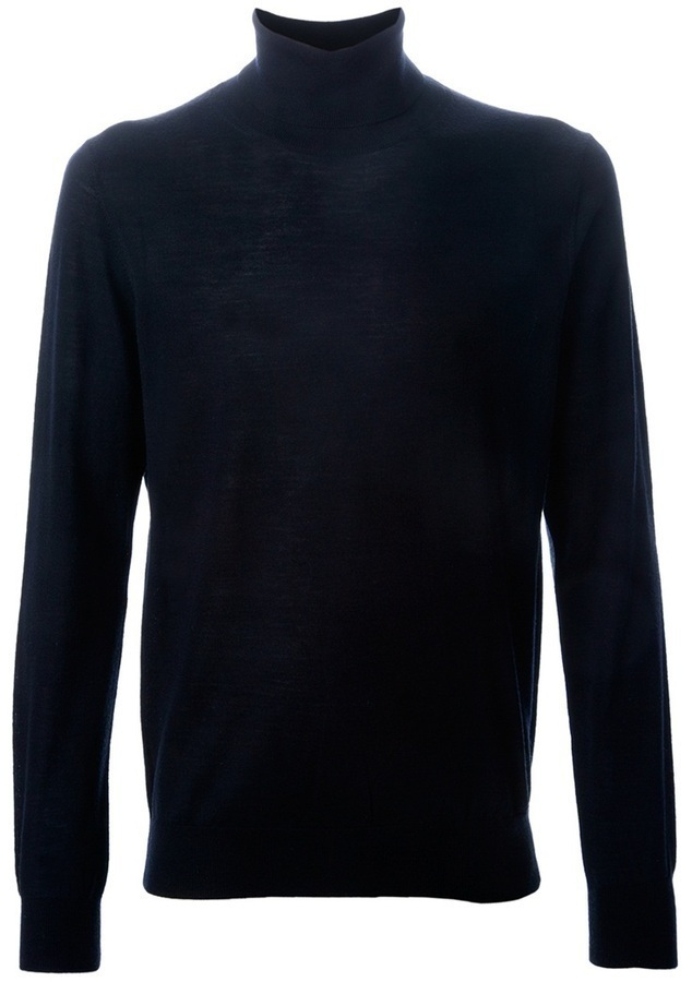 Paolo Pecora Polo Neck Sweater