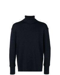 Jil Sander Ribbed Turtleneck Sweater