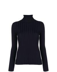 Aspesi Ribbed Turtleneck Sweater