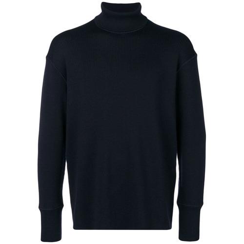Jil Sander Ribbed Turtleneck Sweater
