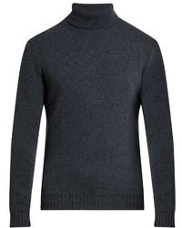 Ermenegildo Zegna Roll Neck Cashmere Sweater