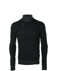 La Fileria For D'aniello Roll Neck Long Sleeved Sweatshirt