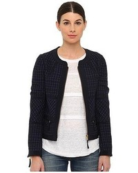 Marc by Marc Jacobs Cacey Tweed Jacket Clothin