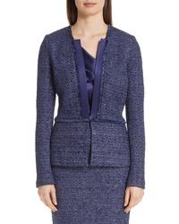 St. John Collection Starlight Knit Jacket