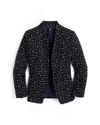 J.Crew Tweed Going Out Blazer