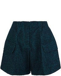 Carven tweed shorts medium 50062