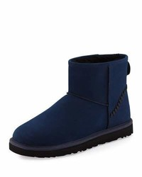 UGG Classic Mini Deco Boot Navy