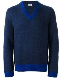 Acne Studios Wood V Neck Sweater