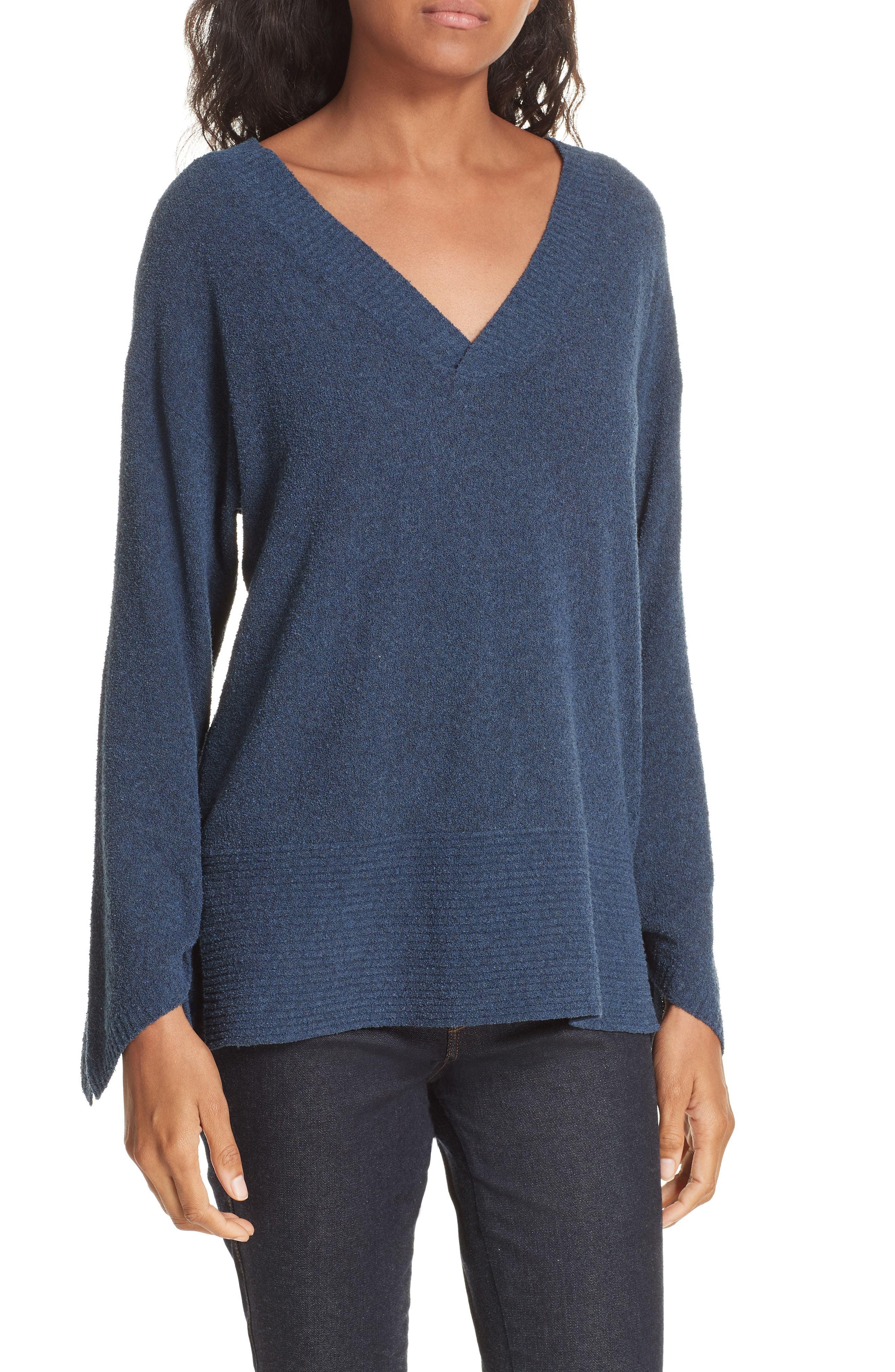 Brochu Walker Alett Tie Sleeve Pullover