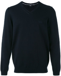 Hugo Boss Boss V Neck Jumper