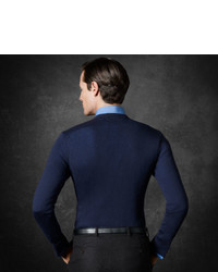Ralph Lauren Purple Label Cashmere V Neck Sweater | Where to buy ...
