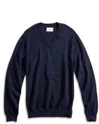 Lucky Brand White Label Vneck Sweater
