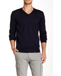 Hugo Boss Melba Virgin Wool Slim Fit Sweater
