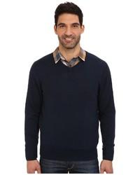 Vineyard Vines Merino Cashmere V Neck Sweater