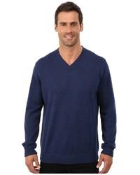 Robert Graham Newcastle V Neck Sweater