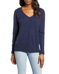 Caslon Side Slit Sweater