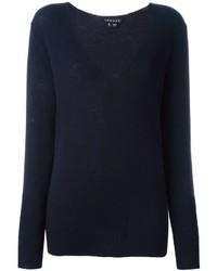 Theory V Neck Sweater