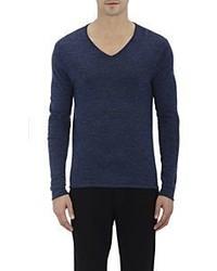 Barneys New York V Neck Sweater