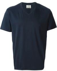 Acne Studios V Neck T Shirt
