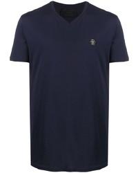 Philipp Plein King Plein Print Cotton T Shirt