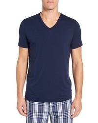 Nordstrom Shop Micromodal V Neck T Shirt