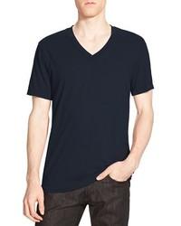 Short sleeve v neck t shirt medium 3750789