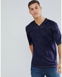 Bellfield T Shirt In Boxy Fit