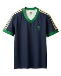 adidas X Wales Bonner V Neck T Shirt