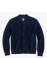 J.Crew Cotton Varsity Jacket