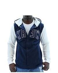KR3W Morrison Coat Varsity Jacket Fleece