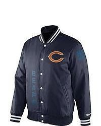 Nike Chicago Bears Varsity Jacket