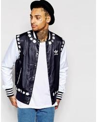 adidas Originals X Pharrell Daisy Varsity Jacket Ao2998