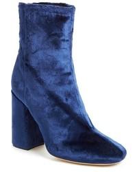 Esmond velvet ankle boot medium 951351
