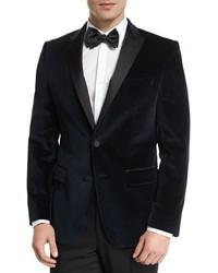 Men s Velvet Blazers by Hugo Boss   Men s Fashion   Lookastic.com d563fb07f634
